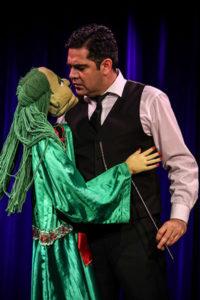 Nicht nur Francisco Obregon und seine Sophia werden die Lachmuskeln des Publikums aufs Feinste strapazieren Foto: Frank Wilde