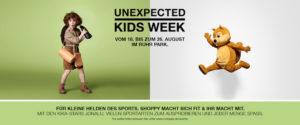 KidsWeek im Ruhr Park Bochum - Veranstaltungen für Kinder und Jugendliche