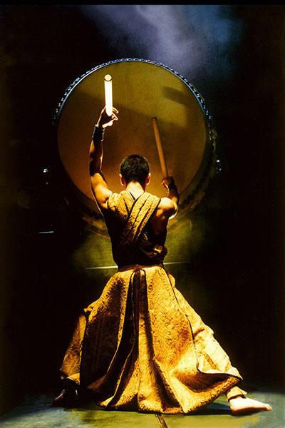 Yamato - The drummers of Japan - sind mit Ihrer neuen Show bald auch in NRW zu Gast Foto: BB Promotion © Lucienne van der Mijle
