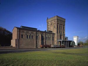 Außenansicht des LWL Industriemuseum Zeche Hannover in BochumFoto: LWL/ Industriemuseum Zeche Hannover in Bochum