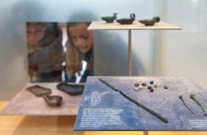 Einblicke in den römischen Alltag – im LWL-Römermuseum. Foto: LWL-Römermuseum/J. Hähnel