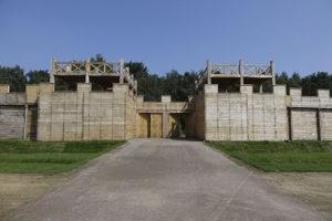 Auf der Römerbaustelle ist der Eintritt am Tag des offenen Denkmals kostenlos. Foto: LWL/Brentführer