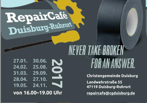 Repair Cafe Haltern