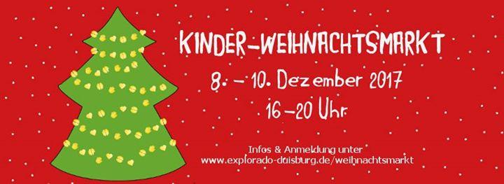 Weihnachtsmarkt Termine Nrw.Kinder Weihnachtsmarkt Aktuelle Veranstaltungen Im Ruhrgebiet