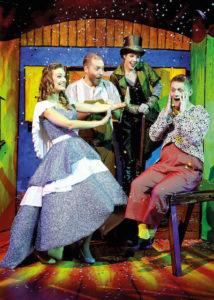Pinocchio - Das Musical für die ganze Familie bereichert das Kinderprogramm im Ruhrgebiet Foto: Theater Liberi