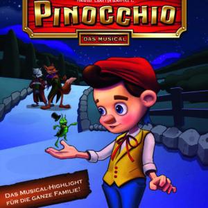Pinocchio - Das Musical - Musicalhighlight für die ganze Familie - Theater Liberi
